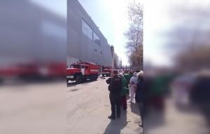 ТЦ «МегаСити» в Самаре эвакуировали из-за сигнала тревоги