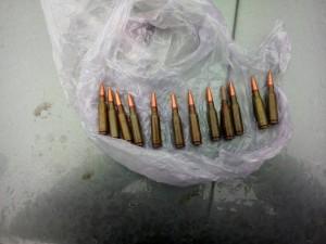 Житель Красноярского района незаконно хранил патроны