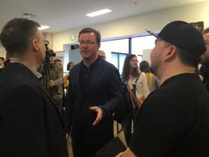 На два дня в Самару приехали более 2000 дизайнеров и арт-директоров России и зарубежья.