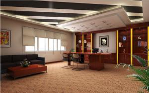 Респектабельный офис и натяжные потолки