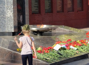 В Самаре в День Победы прошли праздничные гуляния: ФОТО