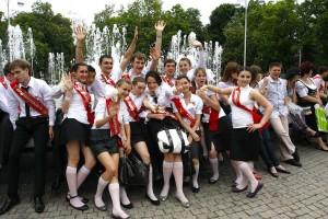 В центре Самары состоится шествие выпускников
