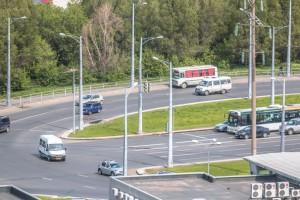 Минтранс планирует построить еще одну многоуровневую развязку на Московском шоссе в Самаре
