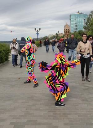 В Самаре проходит фестиваль ВолгаФест: ФОТО В каждой из тематических зон гостей ожидает собственная программа.