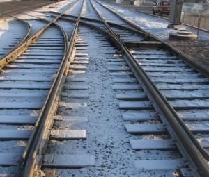 Проект строительства Фрунзенского моста в Самаре придется срочно менять Администрация города решила не демонтировать трамвайные рельсы на Хлебной площади.