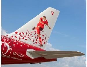 В Самару сегодня прилетит сборная Коста-Рики  Самолет доставит футболистов из Санкт-Петербурга.