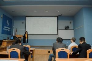 Китайская сторона намерена развивать сотрудничество с Самарским университетом.
