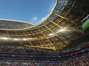 Предполагается, что в 2019 году федеральный бюджет выделит 95% средств, необходимых для содержания стадиона, а 5% составит софинансирование из областной казны.