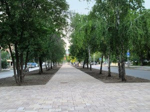 В Самарской области увеличено количество объектов, которые благоустроят к 1 сентября