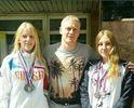 Пловцы Самарской области завоевали 13 медалей чемпионата России (спорт слепых)