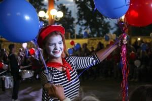 В Самаре открылся фестиваль уличного искусства Пластилиновый дождь: ФОТО