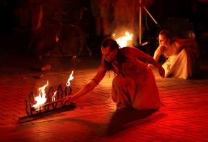 В Самаре прошел последний день фестиваля уличных театров