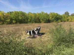Смертельное ДТП в Самарской области: погибли два пассажира легковушки