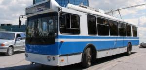 Троллейбусы будут курсировать по укороченной схеме от конечной остановки общественного транспорта «Завод «Металлург» до Безымянского рынка.