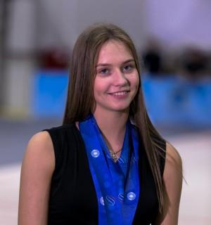Самарская гимнастка завоевала золото Ксения Полякова выступала в составе сборной.