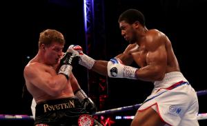Россиянин выступал обязательным претендентом на чемпионство по версиям WBA Super, WBO и IBF в тяжёлом весе, но уступил действующему обладателю Энтони Джошуа.