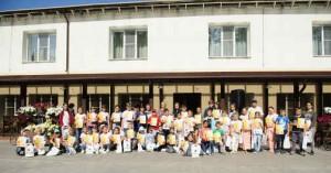 Куйбышевский НПЗ наградил талантливых детей заводчан за успехи в учёбе, спорте и творчестве