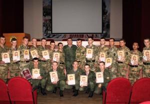 В центре подготовки личного состава Приволжского округа Росгвардии состоялся очередной выпуск