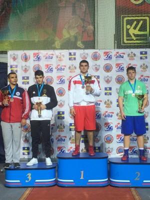 Самарский боксер завоевал золото в Европе Он был признан лучшим боксером турнира.