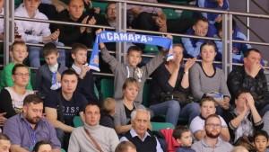 Баскетбольная «Самара» добивается очередной победы в Суперлиге